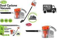 2 in 1 Hand Held & Upright Bagless Compact Cyclone Vacuum Cleaner Hoover