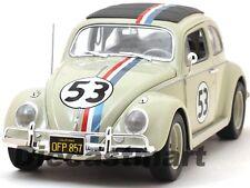 HOTWHEELS 1:18 DISNEY THE LOVE BUG 1953 HERBIE VW BEETLE BLY59 DIECAST MASS