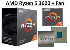 AMD Ryzen 5 3600 Hexa Core ''Matisse'' 3.6 - 4.2GHz, AM4, 65W CPU Boxed with Fan