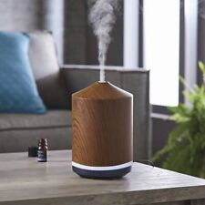 Better Homes & Gardens Aroma Diffuser Woodgrain large 250 Ml Color Changing Led