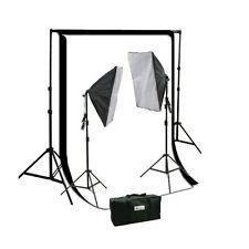 Fancierstudio 2 x Softbox Daylight Photographic Studio Video Continuous Light