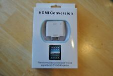 Digital AV Adapter 30P Dock Converter IPAD to HDMI Cable For Apple iPad iPhone