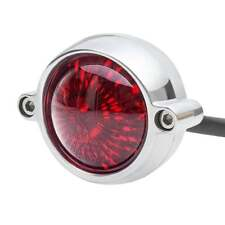 Motone Eldorado Cola/FRENO/STOP LIGHT Cafe Racer Chop Chopper Bobber Led Personalizado