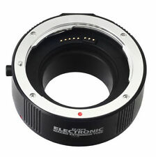 25mm Electronic AF Auto Focus Marco Extension Tube Ring f Canon EOS EF EF-S DSLR