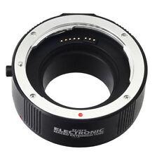 AF Auto Focus electrónico 25mm DG II Macro ALARGADOR Tubo para Canon EOS EF EF-S