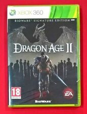 Pal version Microsoft Xbox 360 Dragon Age 2 BioWare Signature Edition