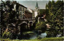 CPA  Bray-Lu - Le Pont sur l'Epte et l'Eglise  (380344)
