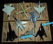 C8706 8x 4D Model Kit Plane Fighter Aircraft 1:150 N Z Scale Layout BOX SET NEW