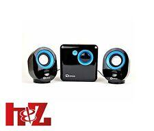 Casse Speaker PC Stereo 2.1 TekOne KP2000 USB Home Theatre System