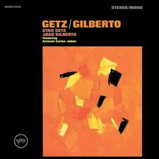 STAN/GILBERTO,ASTRUD GETZ - GETZ/GILBERTO  (50TH ANNIVERSARY DELUXE EDT)  CD NEW