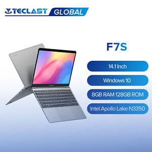 TECLAST F7S Ordinateur Portable 8Go RAM 128Go Storage PC Portable 14.1 Pouces