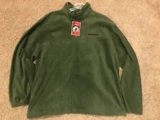 Sportsman Winchester Olive Green Full Zip Jacket Size 50/52 - 2XL