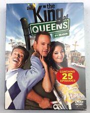 KING OF QUEENS Season 4 DVD Box Set 2005 NEW in original packaging
