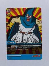 Carte Dragon ball Z Mighty Mask DB-776