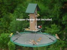 Songbird Essentials 30in SeedHoop Seed catcher & Platform Feeder