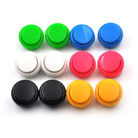 2PCS 30mm Push Button Replacement For Arcade OBSF-30 Buttons  ATAU