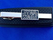 Star Wars Empire Strikes Back Tie Clip Clasp Neckties Ties Emblem Logo Charm