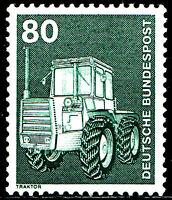 853 postfrisch BRD Bund Deutschland Briefmarke Jahrgang 1975