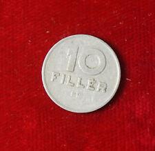 Münze Coin Ungarn Hungary Zehn 10 Filler 1968 (H1)