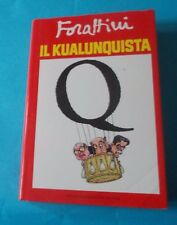 FORATTINI: IL KUALUNQUISTA (1° ed. Mondadori 1988)
