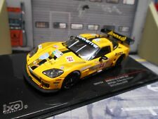 CHEVROLET Corvette C6-R Le Mans 2008 #64 Papis Beretta Gavin FARO SP IXO 1:43