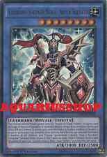 Yu-Gi-Oh Glorioso Soldato Nero Super Soldato DOCS-IT042 UltraRara ITA Black Lust