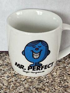 "Mr Men ""Mr Perfect Mug"", Roger Hargreaves, Sanrio, 2014 Thoip, Mug, Cup"