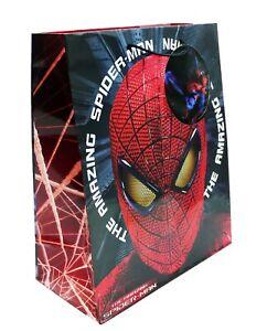 NEW The Amazing Spider-Man Large Gift Bag-Marvel-Avengers-Birthday - Christmas