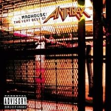 "ANTHRAX ""MADHOUSE THE VERY BEST OF"" CD NEU"