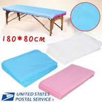10pcs 80X180cm Massage Beauty Waterproof Disposable Bed Table Cover Sheets