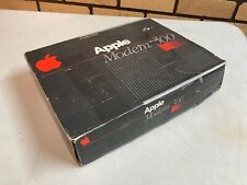 New ListingVintage Electronics Apple 300 Modem With Power Cord And Box A9M0300
