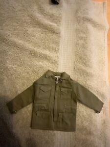 Vintage Gi Joe 1964  Army Field Jacket Good Condition