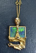 14 Carat Necklace/Choker Vintage Fine Jewellery (1980s)
