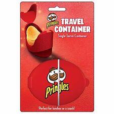 Jokari Pringles Travel & Lunch Single Serve Container / Chip Holder