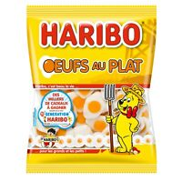 HARIBO Fried Eggs European gummy bears 175g -FREE SHIPPING