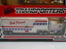 Matchbox Kenworth Evel Knievel Truck Custom  1:80