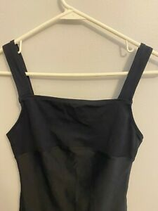 Ballet Leotard Adult Medium - Wear Moi - New Without Tags - Black