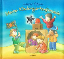 Lauras Stern: Meine Kindergartenfreunde, Freundebuch, Poesiealbum, NEU