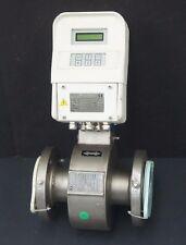 NEW MASTER METER MODEL: MC 208 P/N: QAZ 128 CONVERTER ELECTROMAGNETIC FLOW METER