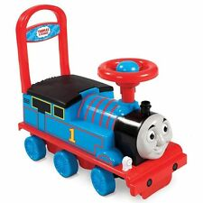 THOMAS THE TANK ENGINE TOY RIDE ON PUSH ALONG WALKER BRAND NEW BOXED