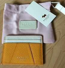 Radley Dog CARD Credit holder BRAND NEW and with Tags