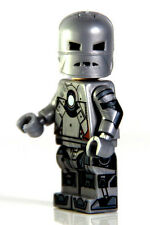 CUSTOM IRON MAN IRONMAN MARK MK 1 MINI FIGURE MINIFIG SOLD AS IS FREE SHIPPING!