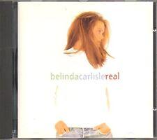 BELINDA CARLISLE - REAL - CD (OTTIME CONDIZIONI)