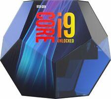 Intel - Core i9-9900K 9th Generation 8-Core - 16-Thread - 3.6 GHz (5.0 GHz Tu...