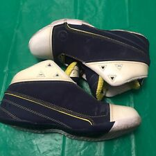 Rare Converse Wade 1.3 Navy And Yellow Size 11.5 Used Condition