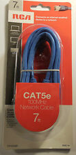 RCA 7' CAT5e 100 MHz Network Cable