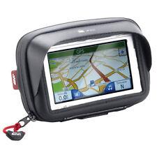 GIVI S952 CUSTODIA IMPERMEABILE PORTA SMARTPHONE NAVIGATORE GPS ATTACCO MANUBRIO