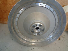 "USED GENUINE HARLEY-DAVIDSON FATBOY SOLID ALUMINUM 16"" X 3"" FRONT/REAR WHEEL"