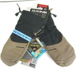 NEW $145 Dakine M Continental Gore-Tex Mitt Primaloft Snowboard Ski Gloves Women
