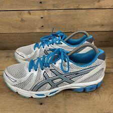 ASICS Gel-Exalt Women's Running Shoes Size 9 WIDE T35AQ (D) Blue/Silver/White